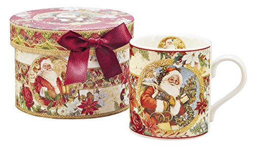 クリスマス ショート マグカップ / サンタ (ギフトボック...
