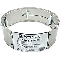 Power Ring エコズームの火力を逃さないパワーリング。横に逃げる熱を上に上げる事で火力を高めるエコツールです。