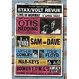 Stax-Volt Revue: Live in Norway 1967 [DVD] [Import]