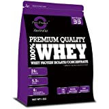 Pure Product Australia 100% Whey Protein Isolate & Concentrate CHOCOLATE 5kg