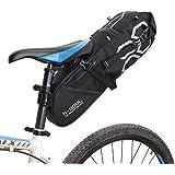自転車バッグ サドルバッグ サイクリングバッグ 大容量 便利