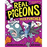 Real Pigeons Peck Punches: Real Pigeons #5 (Volume 5)