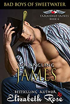 Wrangling James: Bad Boys of Sweetwater (Tarnished Saints Series Book 6) by [Rose, Elizabeth]