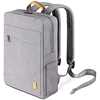 WIWU ノートパソコン バッグ 15.6インチ 二層構造 防水 PCバッグ