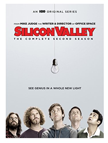 Silicon Valley: The Complete Second Season [DVD] [Import]