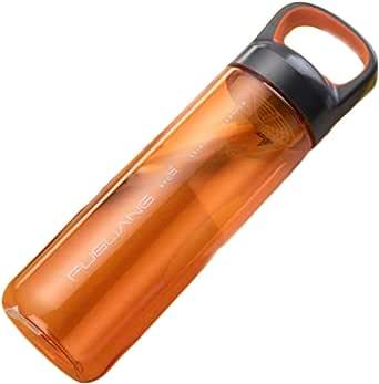 (ジャンーウェ) 水筒 ウォーターボトル スポーツ アウトドア 直飲み プラスチック製 700ml 軽い 携帯便利 アウトドア マイボトル クリアボトル 男女兼用