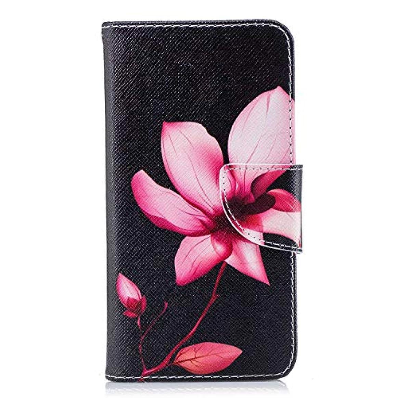 クラッシュ電話文明化するOMATENTI Xiaomi Redmi 4X ケース, ファッション人気 PUレザー 手帳 軽量 電話ケース 耐衝撃性 落下防止 薄型 スマホケースザー 付きスタンド機能, マグネット開閉式 そしてカード収納 Xiaomi...