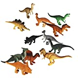 【ノーブランド品】人気動物のフィギュア 恐竜セット アニマル 爬虫類 おもちゃ モデル 12個セット