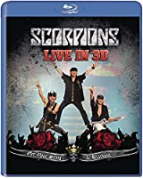 Scorpions Live in 3D - Get Your Sting & Blackout