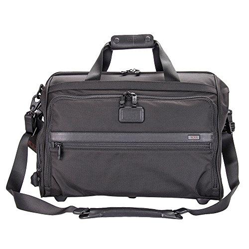 [ トゥミ ]TUMI バッグ フレームド ソフト サチェル ビジネス メンズ 出張 ブラック 022126D2 [並行輸入品]