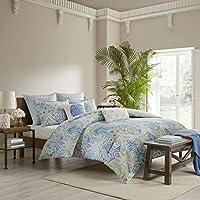 Ravi刺繍コットンOblong装飾枕 10x20