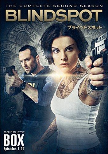 ブラインドスポット 2ndシーズン DVD コンプリート・ボックス(5枚組)