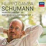 Schumann: Humoreske, Op. 20 & Davidsbündlertänze, Op. 6