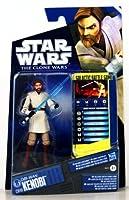 Star Wars Clone Wars New 2011 Obi-Wan Kenobi CW40 by Hasbro