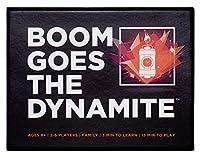 Boom Goes The Dynamite Card Game [並行輸入品]