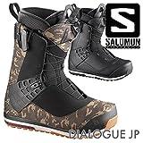 サロモン DIALOGUE JP BLACK L39426800 [2017-2018モ...