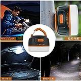 Lanktoo ledランタン充電式 6400mAhスマホ充電 キャンプ ランタン アウトドア用品 マグネット式 照明ライト 明るい 防水 釣り用 小型 停電 防災 非常用