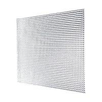 2フィートX 4Ft。アクリルクリアプレミアムPrismatic照明パネル( 5- Pack )