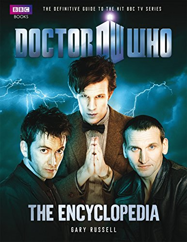Doctor Who Encyclopedia (New Edition)