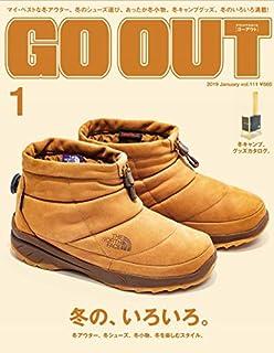 GO OUT (ゴーアウト) 2019年 1月号 Vol.111