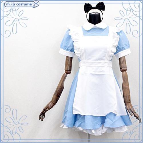 Alice'sドレス 色:水色 サイズ:BIG (Alice's dress)