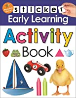 Activity Book: Sticker Early Learning