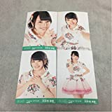 AKB48 2016年 6月 June 福袋当選品 月別 復刻版 生写真 4種コンプ 共通ポーズ 向井地美音