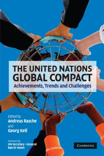 Download The United Nations Global Compact: Achievements, Trends and Challenges (Cambridge Introductions to Literature (Paperback)) 0521145538