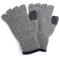 (バブアー)Barbour ウール フィンガーレスニットグローブ Canna Glove 40892