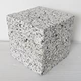 [ピンコロ ビシャン仕上げ 白御影石]建材石材花崗岩敷石ピンコロgtp10