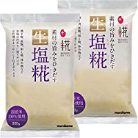 マルコメ プラス糀 生塩糀 【国産米100%使用】 500g×2個