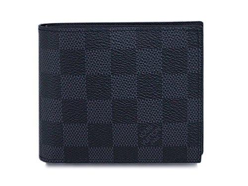 (ルイヴィトン) LOUIS VUITTON N63336 財布 メンズ 二つ折り小銭財布 ダミエグラフィット ポルトフォイユ・マルコ NM2 [並行輸入品]