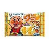 不二家 アンパンマングミ(オレンジ) 6粒 20コ入り
