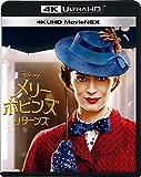 メリー・ポピンズ リターンズ 4K UHD MovieNEX[Ultra HD Blu-ray]