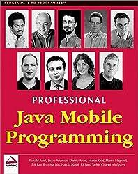Professional Java Mobile Programming (Programmer to Programmer)