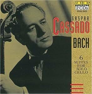 Bach Complete Solo Cello Suites