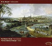 Violin Sonatas by WOLFGANG AMADEUS MOZART (2010-08-10)