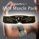 フィットケア FITCARE マッスルパック MUSCLE PACK EMS 小 腕腿用 002-EMSMP 美容・健康 ダイエット・健康雑貨 mirai1-539640-ah [並行輸入品] [簡素パッケージ品]