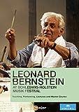レナード・バーンスタイン / シュレスヴィヒ=ホルシュタイン音楽祭 (Leonard Bernstein at Schleswig-Holstein Musik Festival) [DVD] [輸入盤] [日本語帯・解説付]