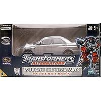 トランスフォーマー オルタネーターズ シルバーストリーク (海外版) Transformers Alternators - Subaru Impreza WRX