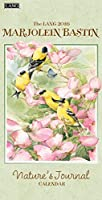 Lang Natures Journal 2016 Vertical Wall Calendar by Marjolein Bastin January 2016 to December 2016 7.75 x 15.5 Inches (1079121) [並行輸入品]