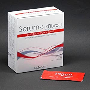 セラム シルクフィブロイン 10g×30包   ◇特許取得の食べるシルクダイエット◇
