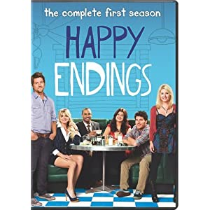 Happy Endings: Season One/ [DVD] [Import]