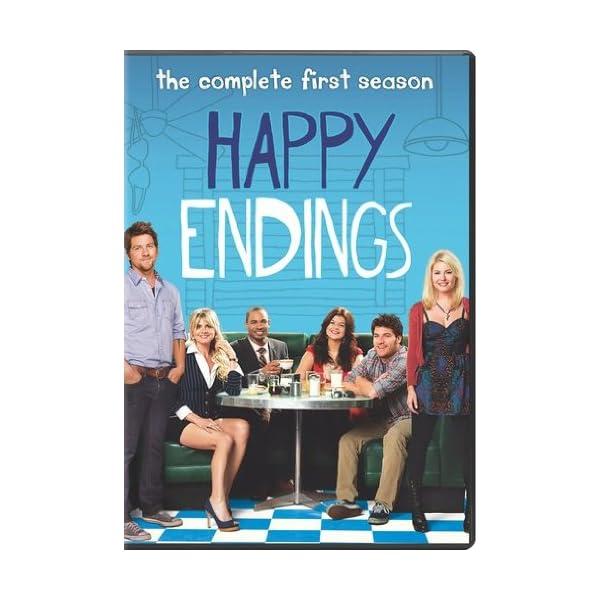 Happy Endings: Season On...の商品画像