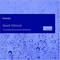 David Oistrach Encores