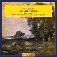 Karl Leister - Mozart / Brahms: Clarinet Quintets [Japan LTD CD] UCCG-5023 by Karl Leister