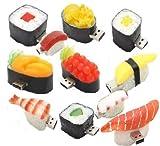 PLATA おもしろUSBメモリ アソート 5個セット 【 お寿司 】