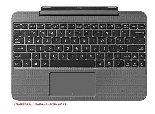 ASUS 2in1パソコン T101HA/10.1型【日本正規代理店品】Atom x5-Z8350 /限定モデルは標準 4Gメモリ/ eMMC64GB/グレー/T101HA-GR029T