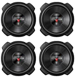 4) NEW Kenwood KFC-W3016PS 12 1600W RMS Car Audio Subwoofers Subs Woofers 4 Ohm by Kenwood
