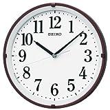 SEIKO セイコー 夜光 電波 掛け時計 KX205B